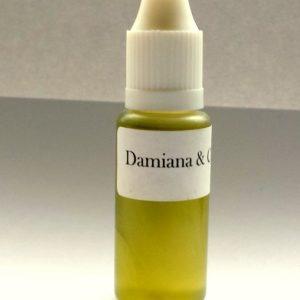 Damiana & Clove